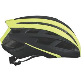 BBB Icarus BHE-05 Casco, matte black/neon yellow